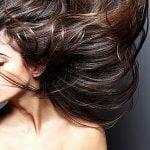 voluminous long hair style