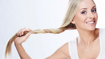 Hair strengthening at home