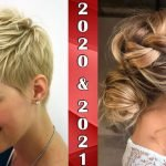 New hairstyles and haircuts for women 2020 - 2021
