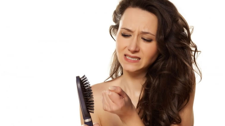 Can hair loss be a sign of something serious