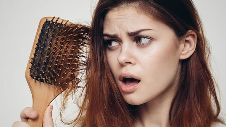 How can I stop my hair loss