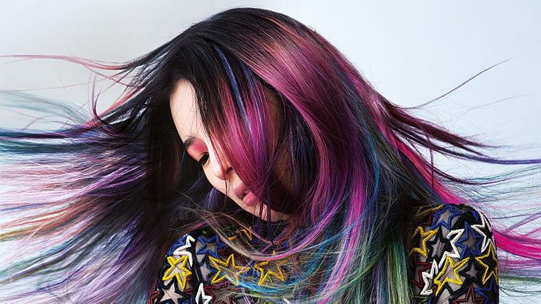 hair coloring 2020