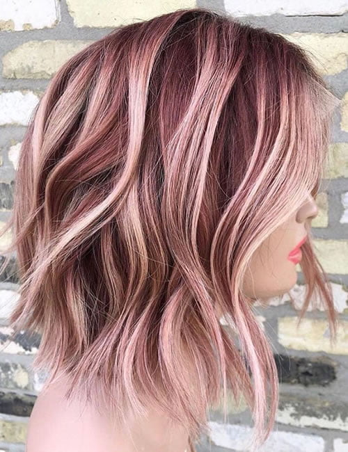 Fashionable hair colors spring-summer 2020-2021 - Page 6 - HAIRSTYLES