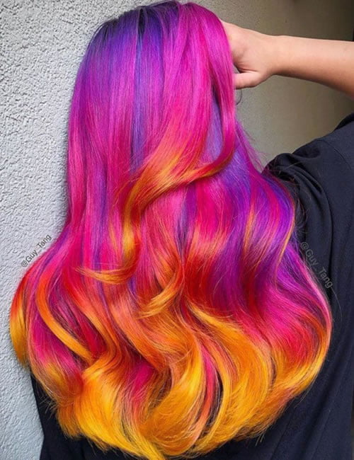 Fashionable hair colors spring-summer 2020-2021 - Page 4 - HAIRSTYLES