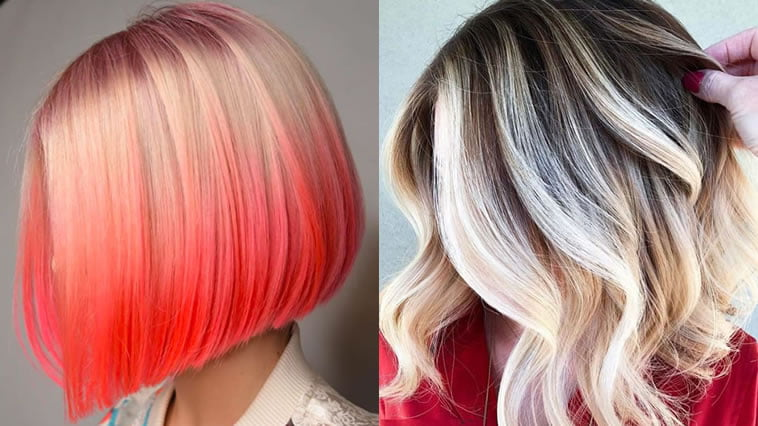 hair colors spring-summer 2020-2021