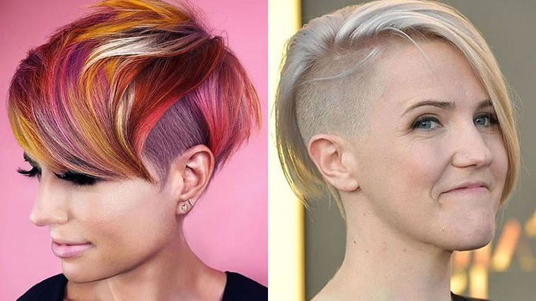 What is the best hairstyle for short fine hair in 2020