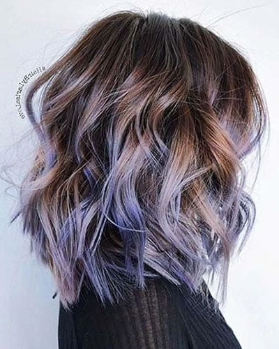 Ombre hair colors 2020