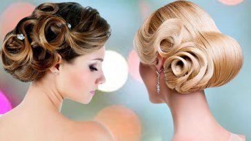 Bridal bun hairstyles for 2021