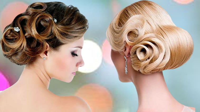 Bridal bun hairstyles for 2021