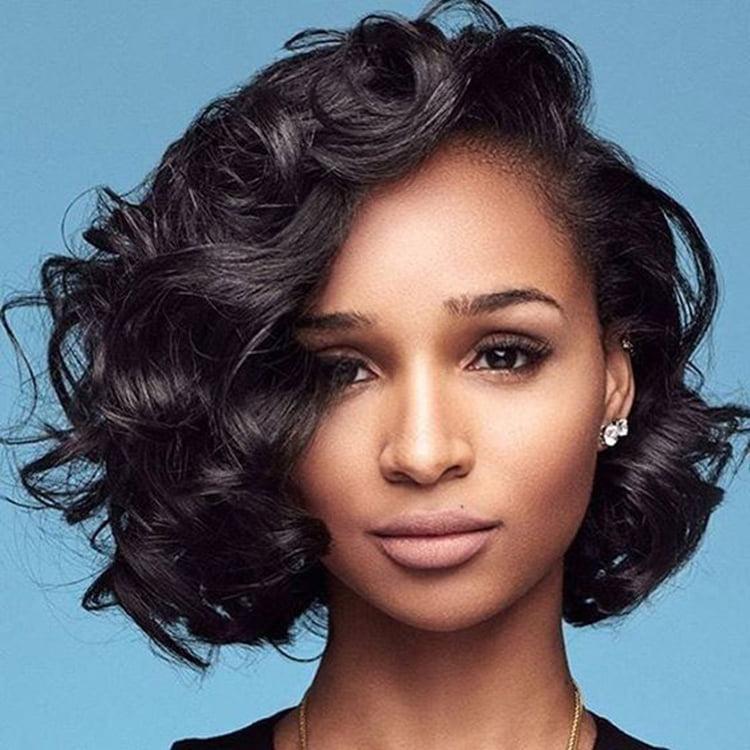 Short Bob Hair for African-American Women 2021-2022 ...
