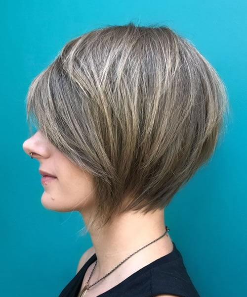 2021 Cute short hairstyles