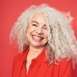 Curly Haircuts for Women over 50 in 2021-2022