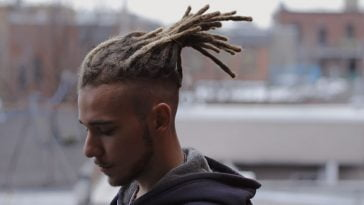 Dreadlock hairstyles for men in 2021-2022