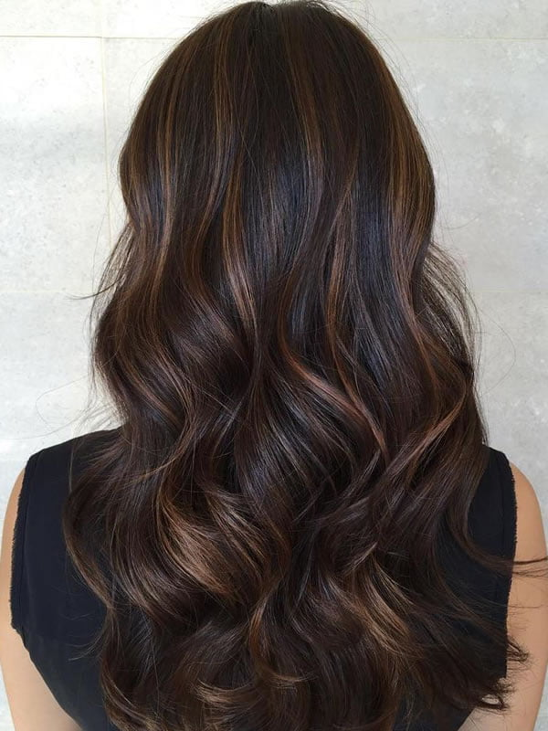 Ombre balayage colors for 2021-2022