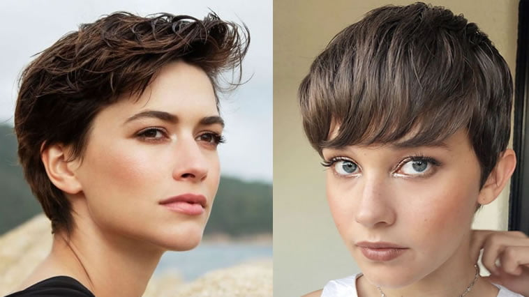 Short Hair Ideas for Women in 2021-2022