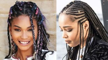 Tribal Braids Hairstyles 2021-2022