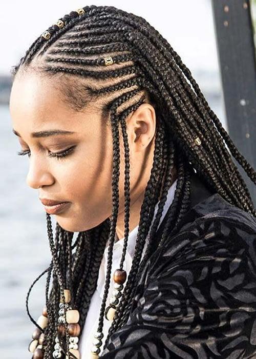 Tribal Braids Hairstyles 2021-2022