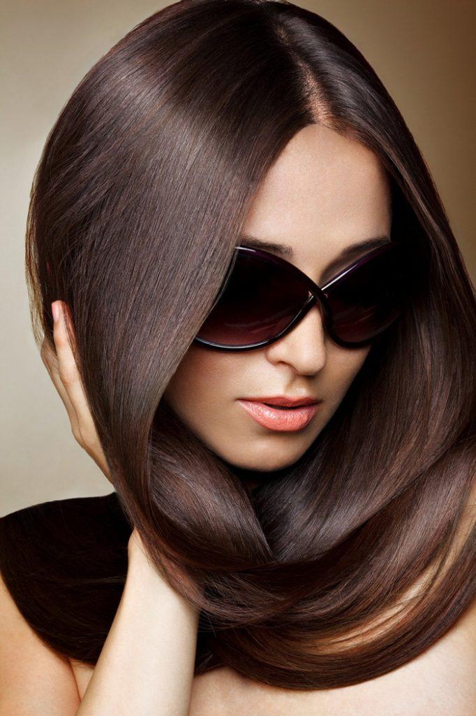 Hair colors for brunette women 2021-2022