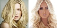 Blonde hair colors for long hair in 2021-2022