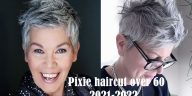 Pixie haircuts for women over 60 in 2021-2022