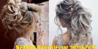 Wedding Hairstyles for Long Hair in 2021-2022