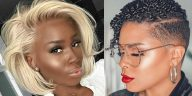 short hairstyles for black women 2021-2022