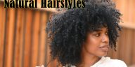 Natural Hairstyles for Black Women in 2021-2022