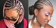 Cornrow braids for women in 2021-2022